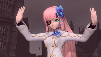 初音ミク Project DIVA Arcade:ver.B Rev.1稼働記念でモジュール公開! - 週刊ディーヴァ・ステーション より